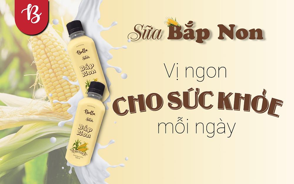 Lợi ích của sữa bắp đối với sức khỏe