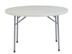48 in. Round Table