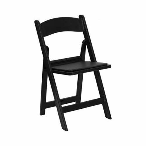 Black Garden Chair