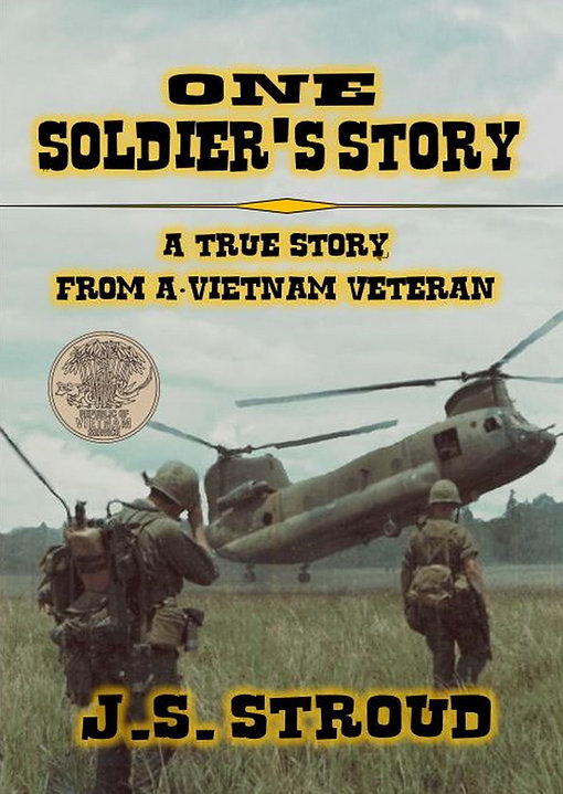 One Soldier's Story Kindle Cover.jpg