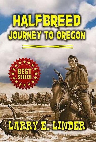Halfbreed - Journey To Oregon Kindle Cov