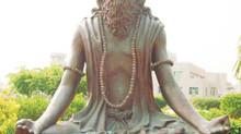 Não saber meditar é causa de sofrimento.