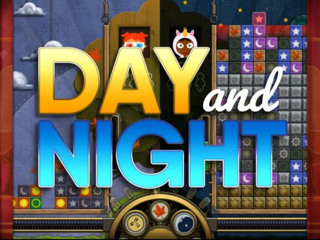 Day and Night Releases at 7pm PST (U.S.)