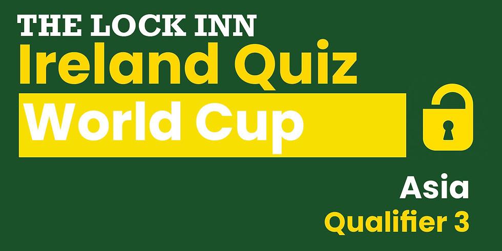 Ireland Quiz World Cup | Asia Qualifier 3