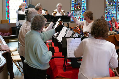 Park Church Bell Choir