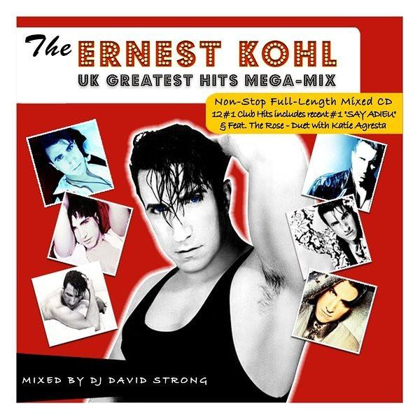 Ernest Kohl - UK Greatest Hits Megamix [EMG Music Inc]