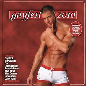 GAYFEST 2010 Album Megamix [Klone Records]