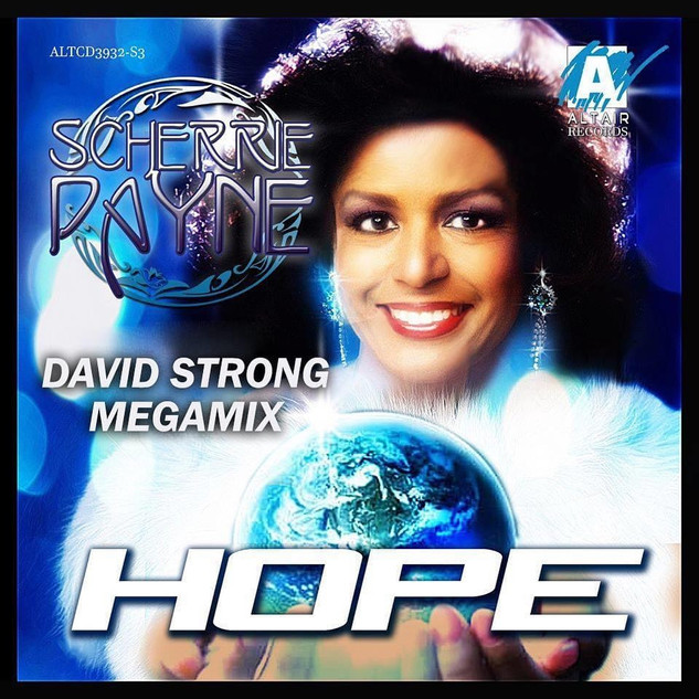 Scherrie Payne - Hope [David Strong Megamix]  [Altair Records]