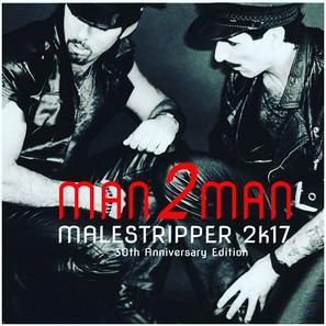 Man2Man - Male Stripper David Strong & SanFranDisko Mixes [Sounds United]