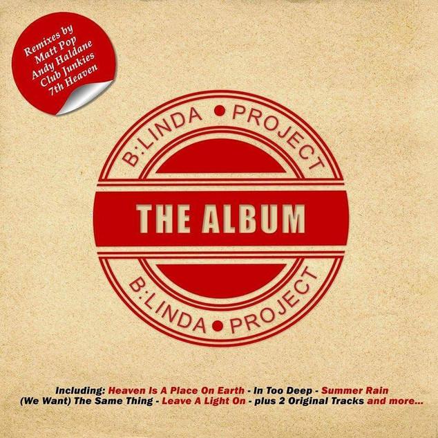B:Linda Project - The Album Megamix [G-Force Music]
