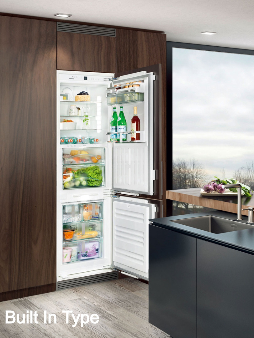 LIEBHERR ビルトイン冷蔵庫