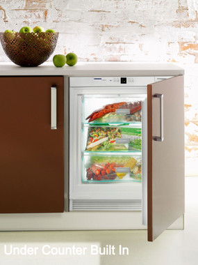 LIEBHERR アンダーカウンタービルトイン冷蔵庫