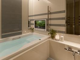 Systembath | 浴室テレビ