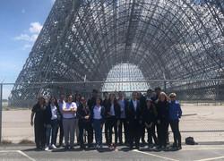 Visiting at NASA Ames