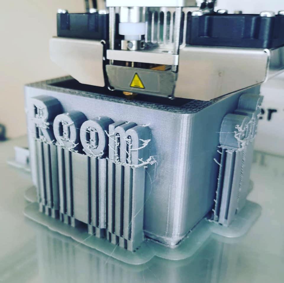 Printing 3D models