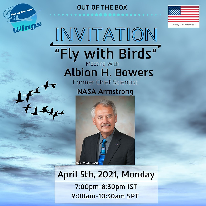Fly with Birds: Meeting with Albion H. Bowers