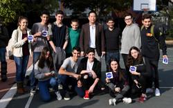 Nasa Comes to Ben Zvi High School