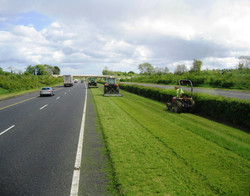 Motorway Grass Cutting