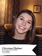Christina Galland (animatrice éveil à la danse)
