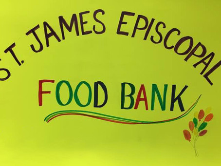 Food Bank Temporarily Suspends Operations