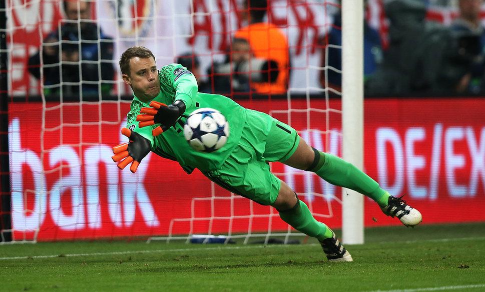 Manuel Neuer save
