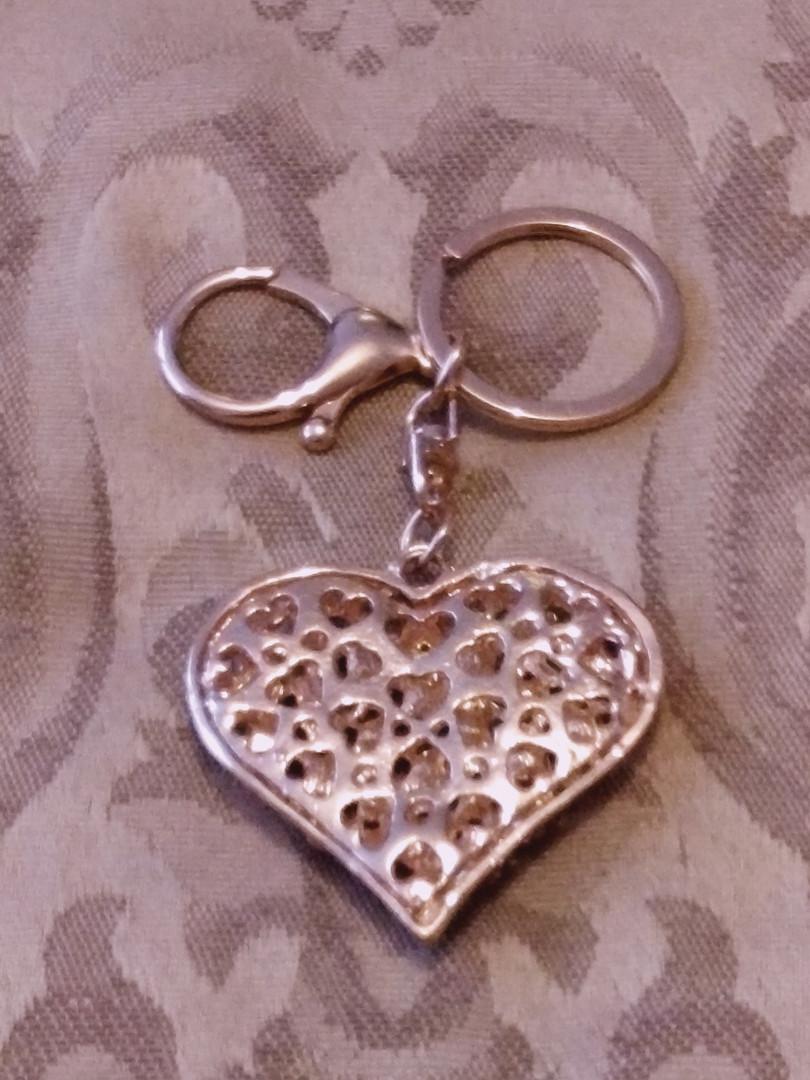 Golden Heart With Fuschia Sparkles_edite