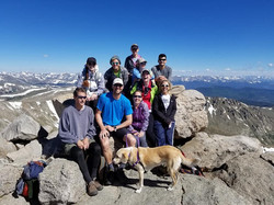 Group Hike to Mt. Evans