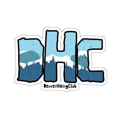 DHC Kiss-Cut Stickers