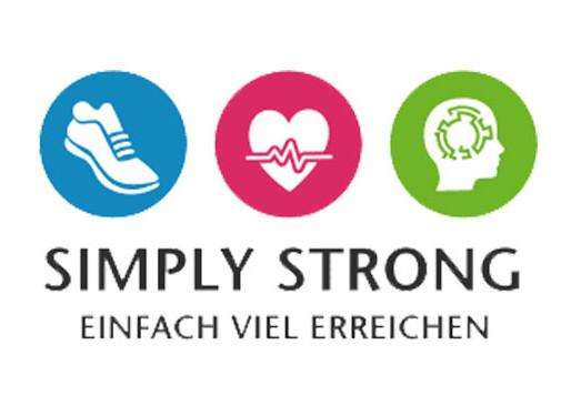 Simply Strong - Einfach viel erreichen