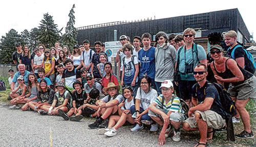 Schulexkursion zur Finkenwiese