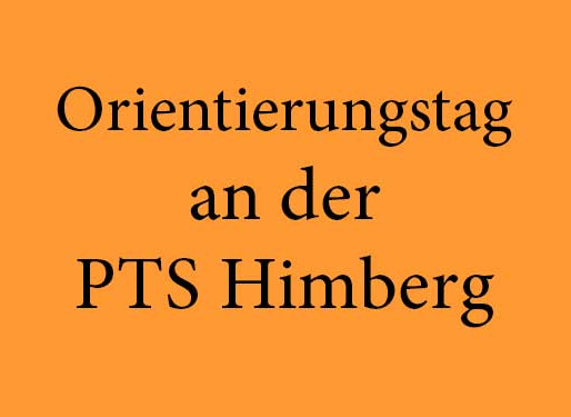 Orientierungstag an der PTS Himberg