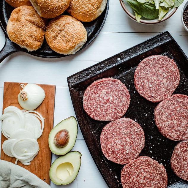 Herondale-Farm-2020-05-BEEF-Hamburger-Pa