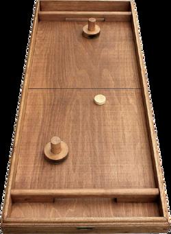 Table à glisser à Palets