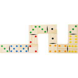 Dominos en bois