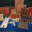 Jeux en bois géants