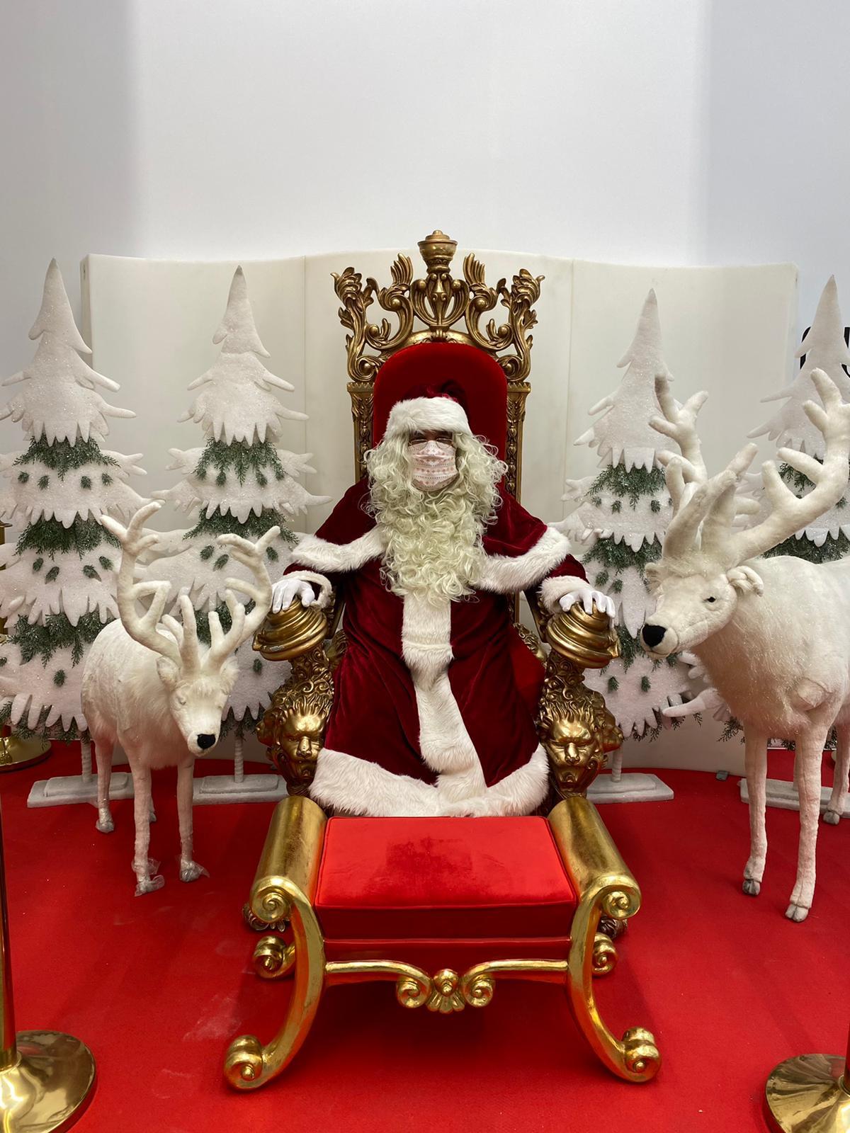 Père Noël d'Animation PLANETE SHOW