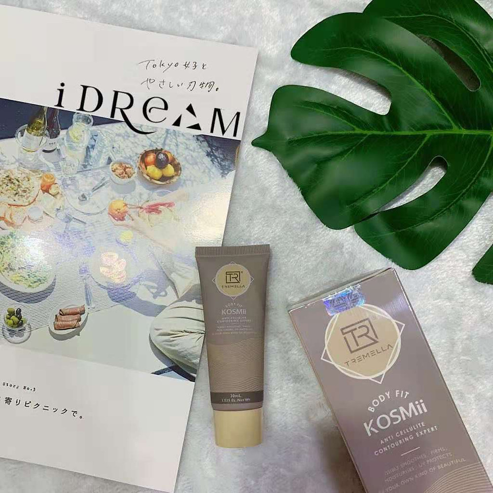 Tremella Enzyme Premium + Suii Nutritious Meal Replacement + Kosmii Body Fit Anti Cellulite Contouring Expert