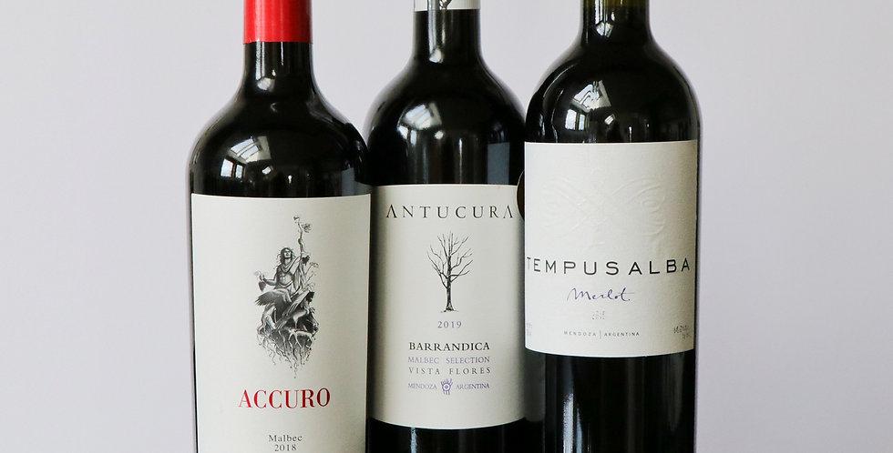 Three Great Wines