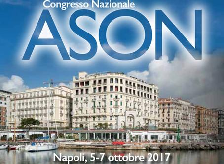 Siamo presenti al Congresso Nazionale ASON