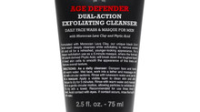 Groomed: Kiehl's Dual-Action Exfoliating Cleanser