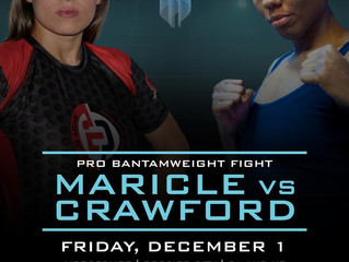 Maricle vs Crawford at Rite of Passage 2