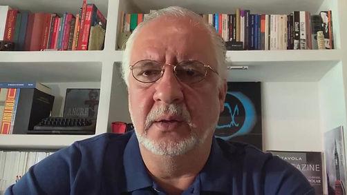 Abertura pelo Prof. Luis Henrique
