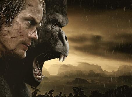 Dica de filme (Netflix) - A Lenda de Tarzan