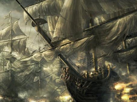 Curiosidades sobre Piratas