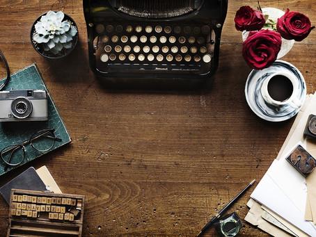 Coisas que um escritor NÃO deve fazer