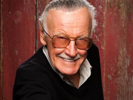Descanse em paz, Stan Lee
