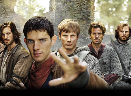 Dica de Série: Merlin