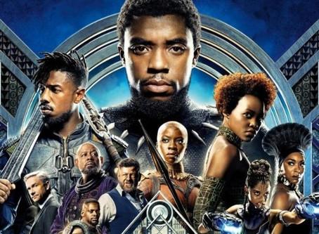 Pantera Negra no Oscar!