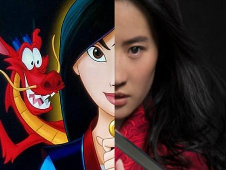 Trailer de Mulan - Live Action