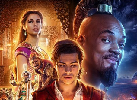 Trailer Completo de Aladdin